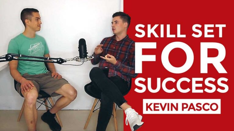 Skill Sets for Success with Kevin Pasco