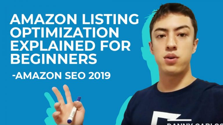 Amazon Listing Optimization for Beginners