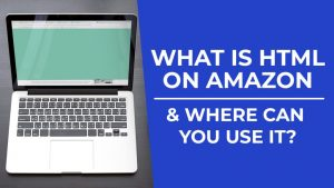 What is HTML on Amazon