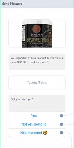 2019 Amazon FBA Messenger Marketing Playbook