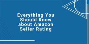Everything You Should Know About Amazon Seller Rating
