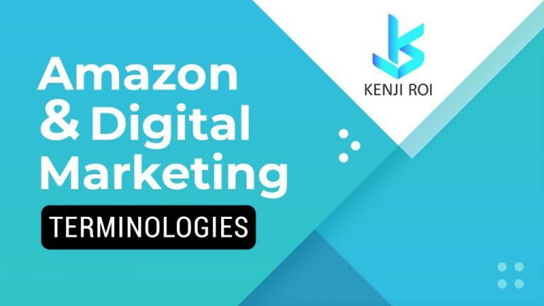 Amazon Digital Marketing Terminologies