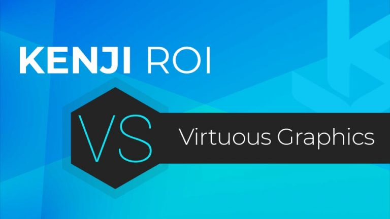 Kenji ROI vs Virtuous Graphics