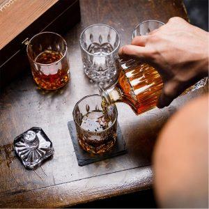 Amazon Photography - Whiskey Stones Gift Set - Lifestyle - 1