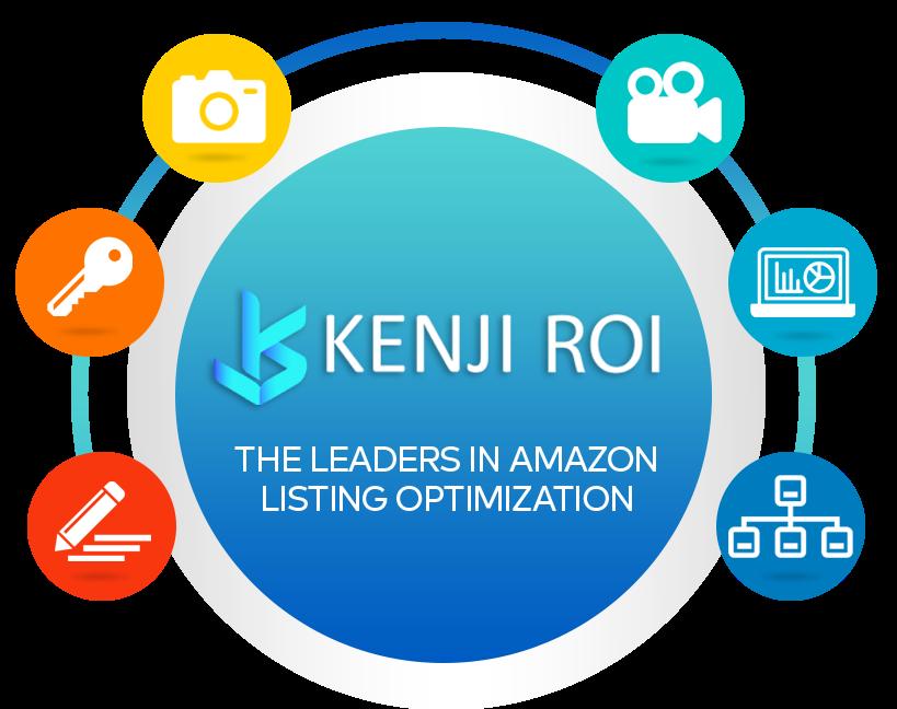 Kenji ROI amazon listing optimization