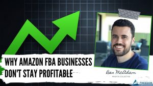 Why Amazon FBA Don't Stay Profitble